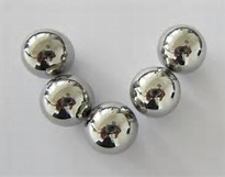 45mm Chrome Steel Balls (Lot of 5)